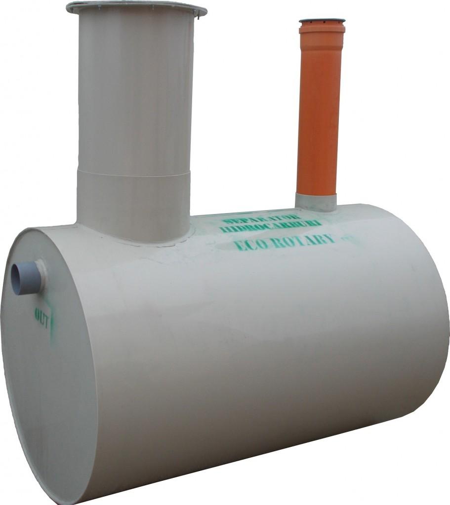 separator hidrocarburi DECUPAT