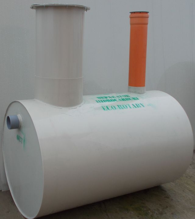 separator hidrocarburi 3L/s